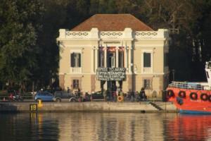 Lesbos mairie 5 novembre 2015