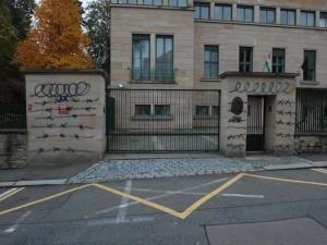 Prague ambassade de Hongrie