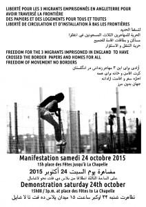 affiche frs arb eng far pour le 24 octobre